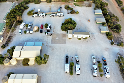 Penong Caravan Park - Cabins and Carvan Sites