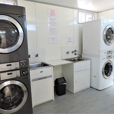 Penong Caravan Park Coin Operated Laundry Facilities